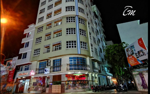Surf View Raalhugandu Male City Hotel