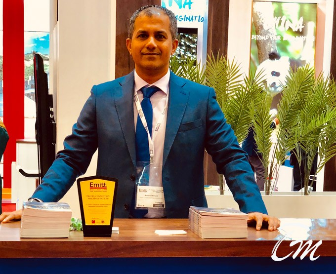 TCM CEO Mr.Mohamed Mirsaad joined in Emitt  2019 held in Istanbul Turkey on 31st Jan to 3rd of Feb 2019