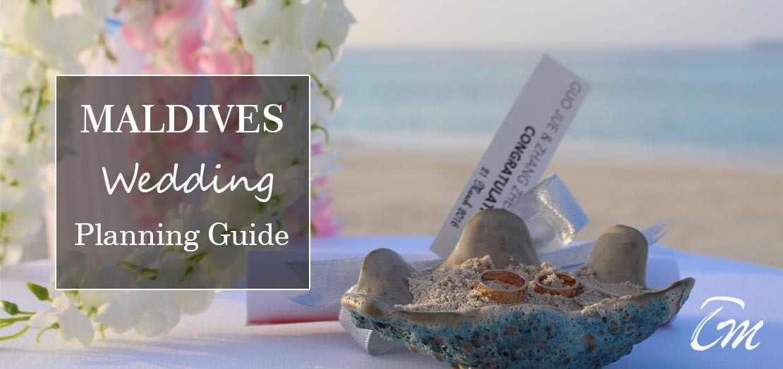 Maldives wedding planning guide