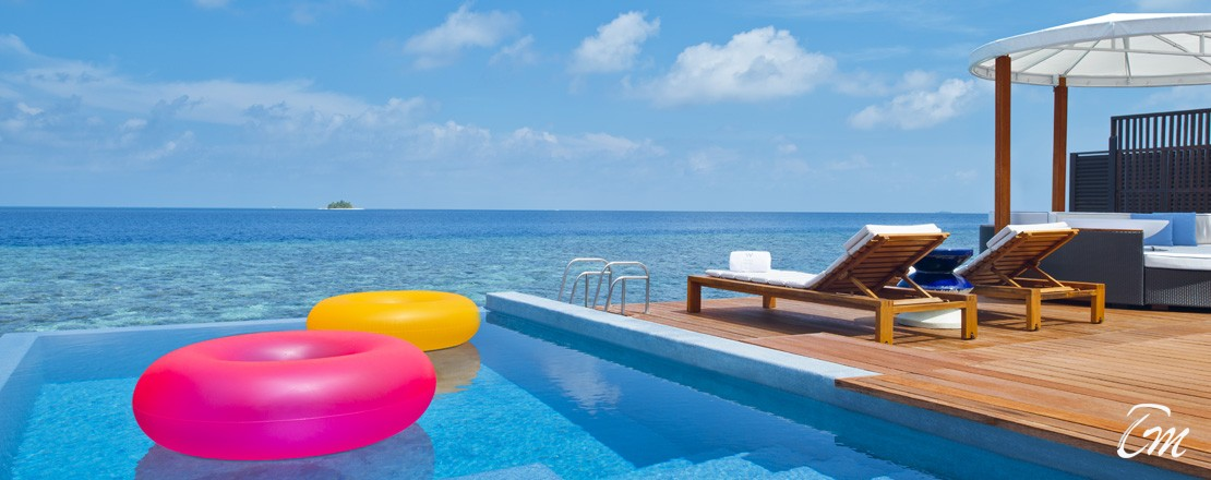 W Maldives Luxury Water Villa