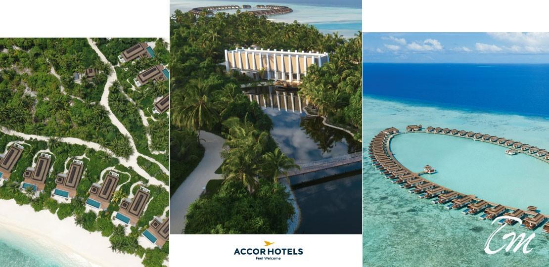 Pullman Maldives Maamutaa Aerial View