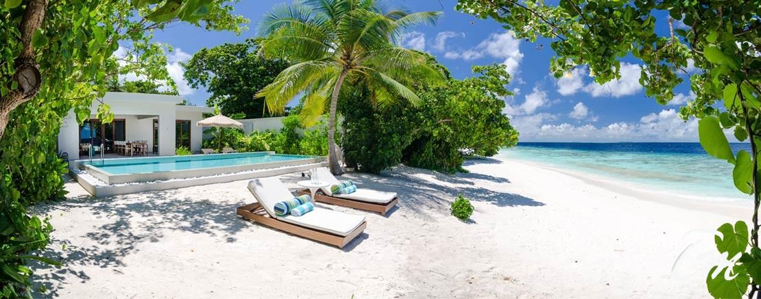 Amilla Fushi Maldives Beach Villas