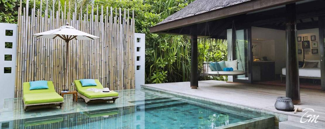 Anantara Kihavah Beach Villa