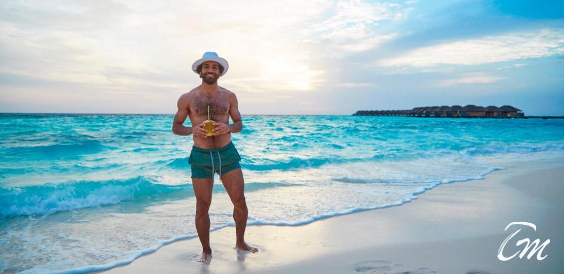 Best luxury resort island for celebrity holidays in maldives