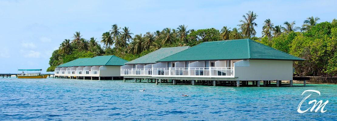 Embudu water villas - Cheapest in Maldives
