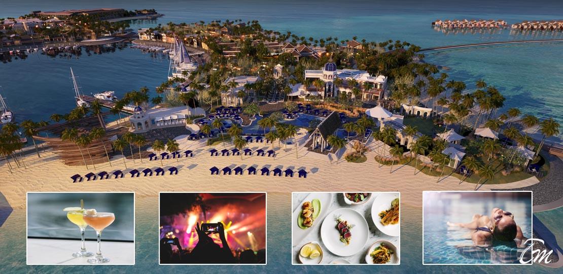 Crossroads Maldives Cafe del mar