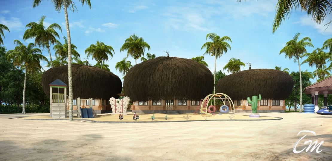 Koimala Maalimi Beach Club Crossroads