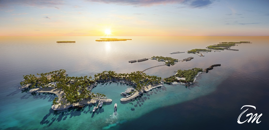 CROSSROADS MALDIVES Luxury Marina