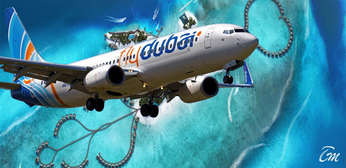 FlyDubai Restarts Flights To The Maldives