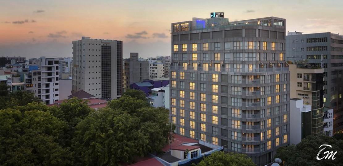 Hotel Jen Maldives