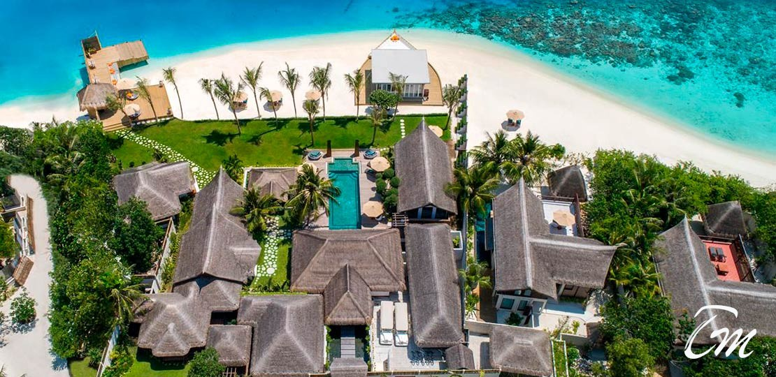 Jumeirah Vittaveli Royal Residence For Celebrities