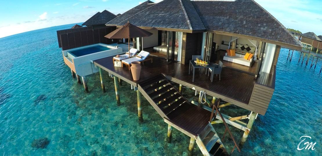 Lily Beach Resort and Spa at Huvahendhoo Maldives