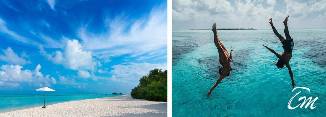 Luxury Escape To Maldives