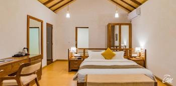 Fiyavalhu Maldives - Deluxe Beach Villa