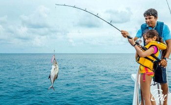 Fishing Tour  in Maldives