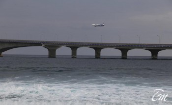 Sinamale Bridge - Tourist Attraction Maldives