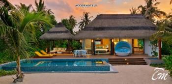 Pullman Maldives maamutaa Beach Villa