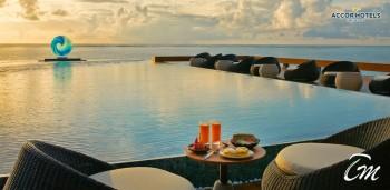 Pullman Maldives maamutaa Pool