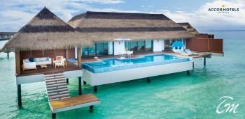 Pullman Maldives maamutaa Water Villa
