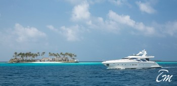 Cheval Blanc Private island for Celebrities