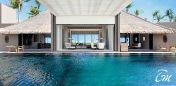 Cheval Blanc Luxury Private Villa Pool