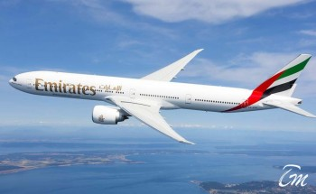 Emirates operates daily trip from Dubai to Maldives