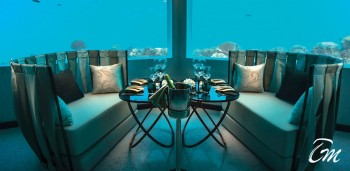 Maldives Undersea Restaurant M6M at Ozen By atmosphere Resort
