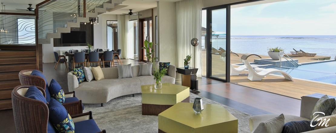 Pullman Maldives Maamutaa Resorts
