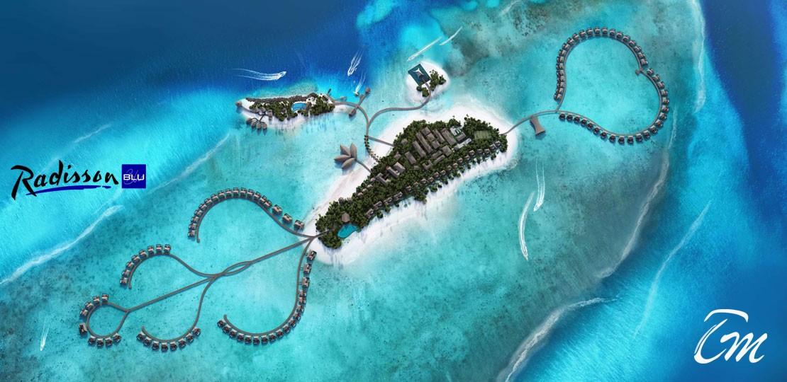 Raddison Blue Hurulehi Maldives