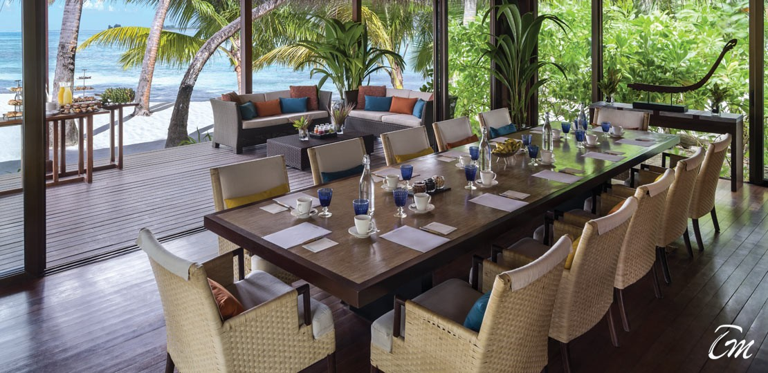 Shangri-las Villingli Resort And Spa Dining