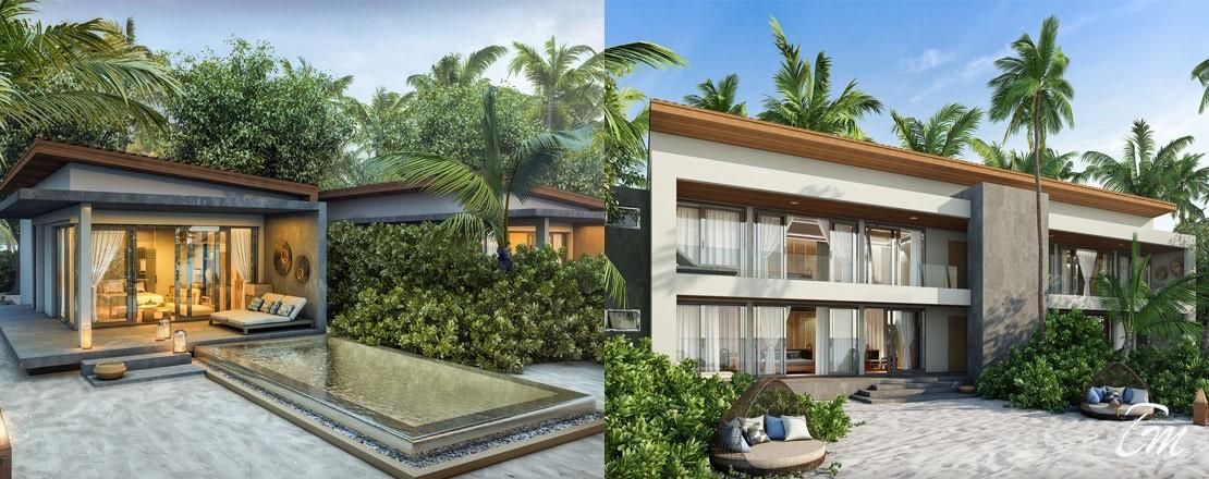 The Chedi Kuda Vilingli Maldives Villa Categories