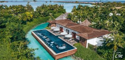 Aqua Wellness Center At Waldorf Astoria Maldives Ithaafushi