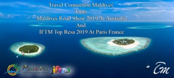 Maldives Travel Agency Joins in IFTM Paris and Australia Roadshow