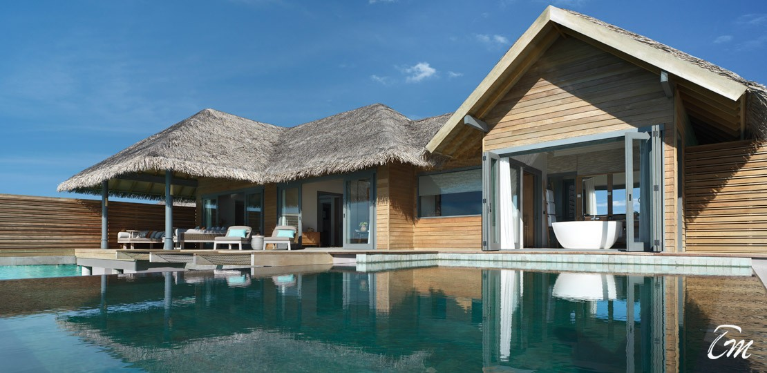 Vakkaru Maldives OW Pool Suite