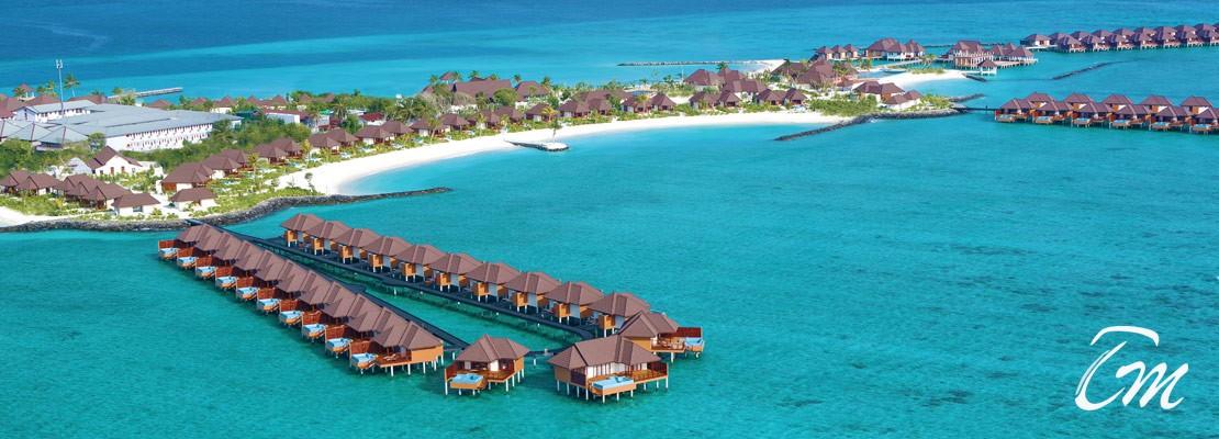Varu By Atmosphere maldives Aerial View