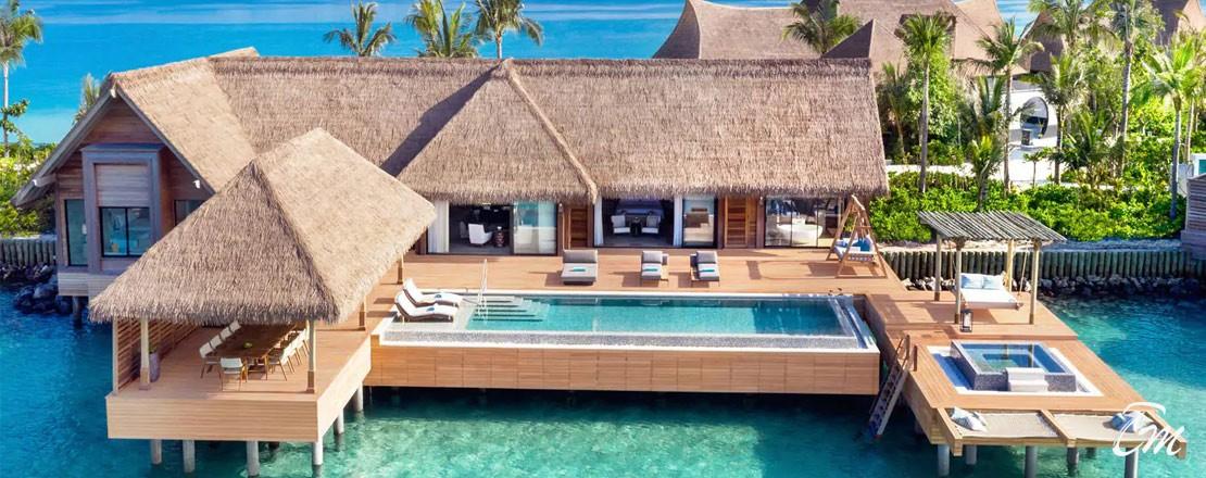 Waldorf Astoria Maldives Luxury Resort