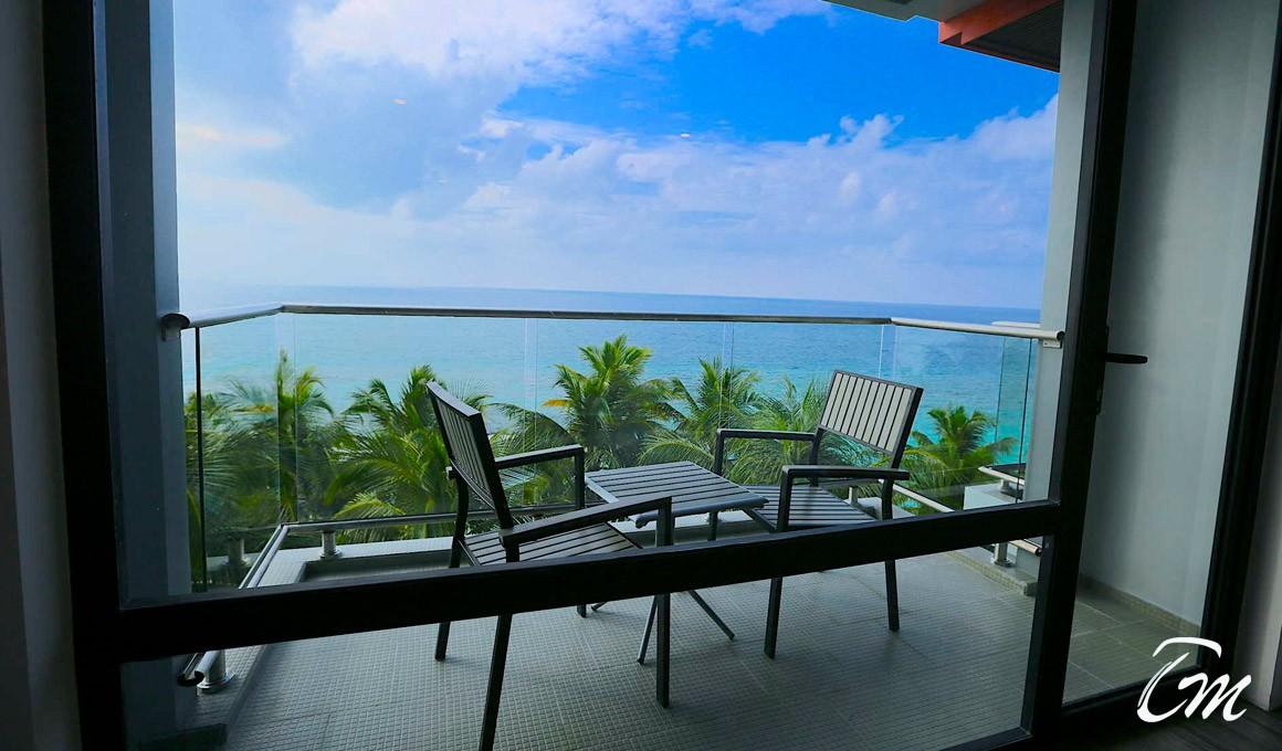 Kaani Grand Seaview Hotels Maafushi Balcony