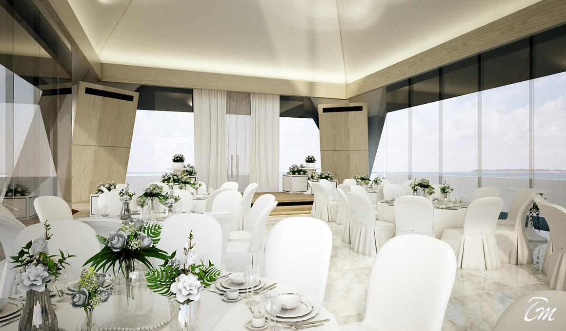 Radisson Blu Resort Maldives Event Hall