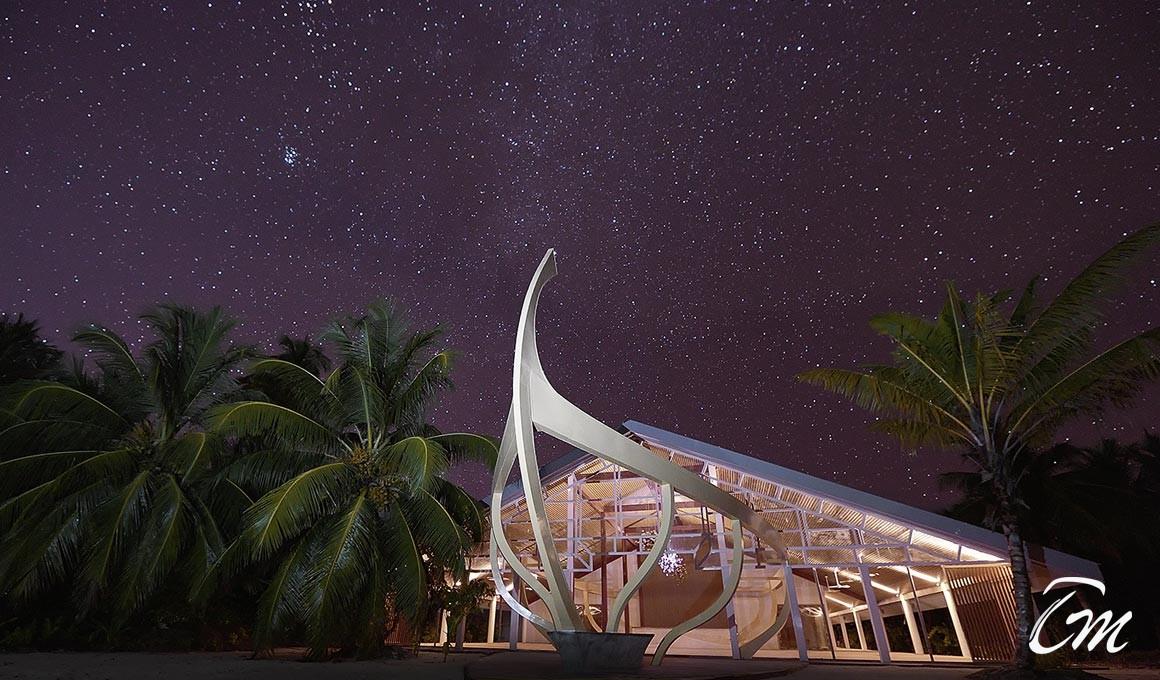 Rahaa Resort Laamu Atoll Maldives Lobby