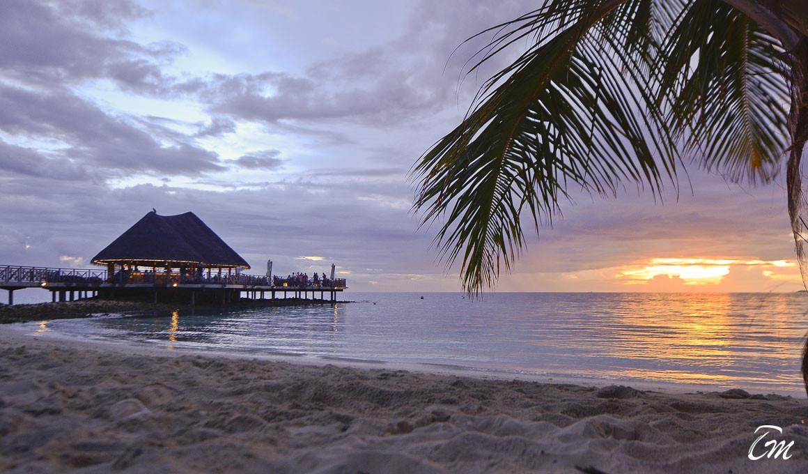 Bandos Maldives Resort And Spa Sunset