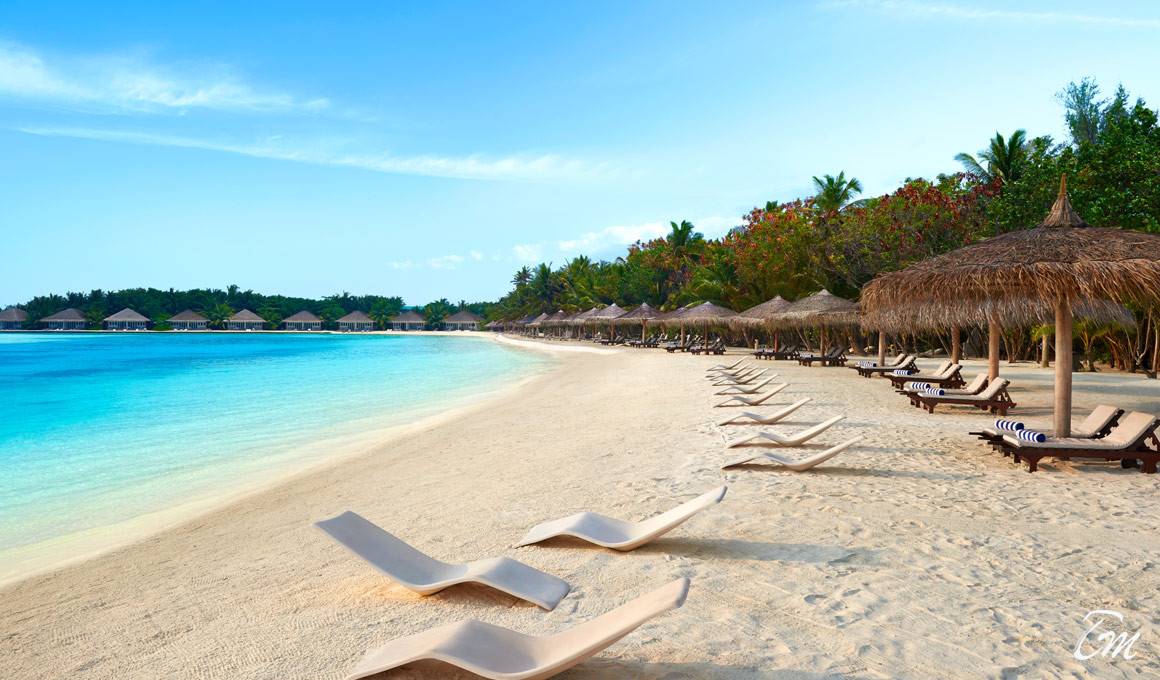 Cinnamon Dhonveli Maldives  Beach
