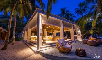 Amilla Fushi Resort and Residences Maldives - BAAZAAR BAR