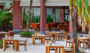 Amilla Fushi Resort and Residences Maldives - BAROLO GRILL