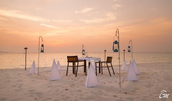 Amilla Fushi Resort and Residences Maldives - DESTINATION DINING