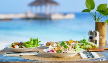 Amilla Fushi Resort and Residences Maldives - BODYISM CAFÉ AT JAVVU SPA