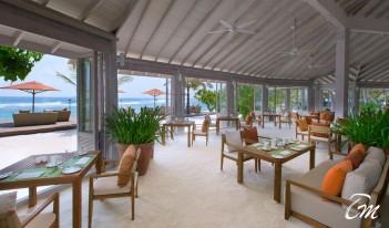 Anantara Veli Maldives Resort - 73 Degrees Restaurant