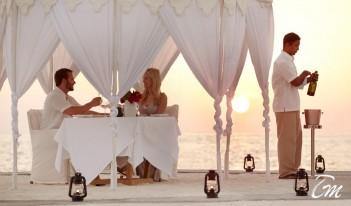 Anantara Veli Maldives Resort - Dining by Design