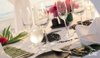 Anantara Veli Maldives Resort - In-Villa Dining