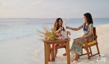 Ihuru Angsana - Destination Dining Arrangements