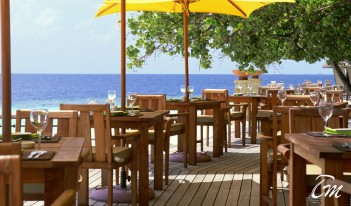 Riveli Restaurant - Ihuru Angsana